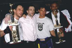 Coppa del Mondo Irish Open - Dublino 2002